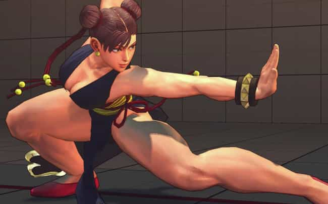 Chun-Li is listed (or ranked) 3 on the list The 15 Greatest Femme Fatales In Gaming History