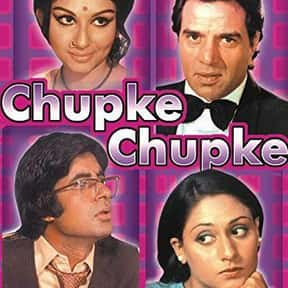 Chupke Chupke is listed (or ranked) 21 on the list The Best Amitabh Bachchan Movies