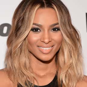 Ciara is listed (or ranked) 18 on the list List of Famous Singer-songwriters