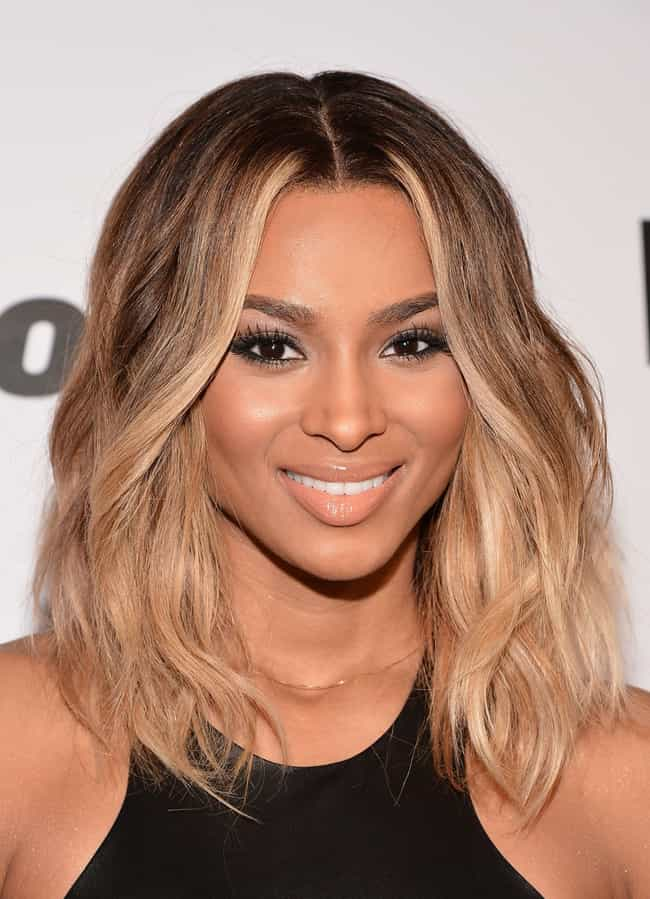 Ciara is listed (or ranked) 3 on the list Famous Female Film Score Composers