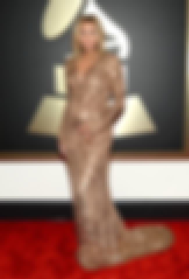 Ciara is listed (or ranked) 4 on the list The Best Grammy Red Carpet Fashions 2014