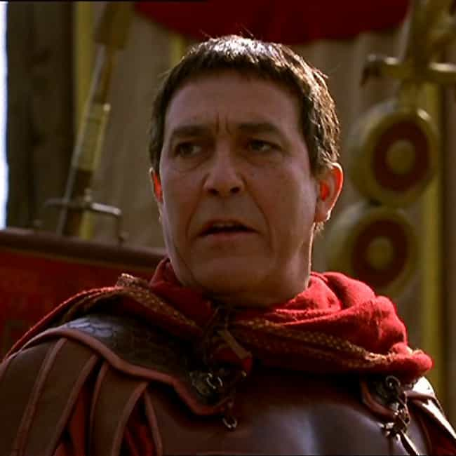 Ciarán Hinds is listed (or ranked) 1 on the list The Best Actors Who Have Played Julius Caesar