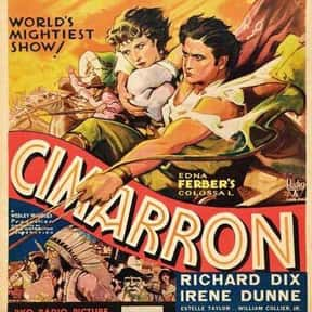 Cimarron is listed (or ranked) 13 on the list The Worst Best Picture-Winning Films