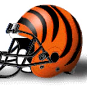 Bengals is listed (or ranked) 10 on the list The Best Current NFL Helmets