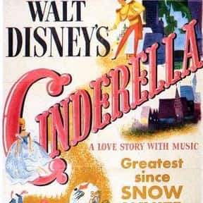 Cinderella is listed (or ranked) 14 on the list Musical Movies With the Best Songs