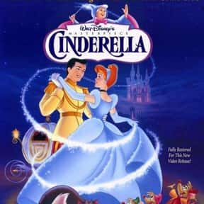 Cinderella is listed (or ranked) 14 on the list The Best Disney Animated Movies