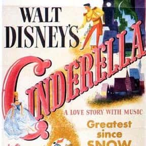 Cinderella is listed (or ranked) 18 on the list The Best Musical Movies of All Time