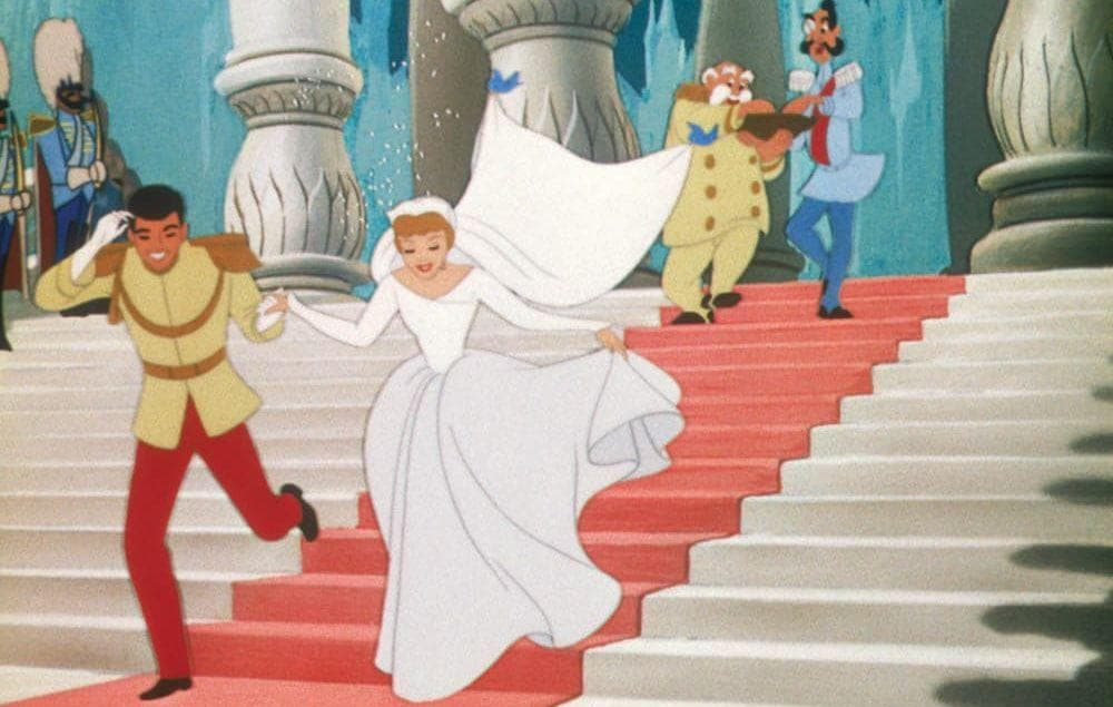Random Best Cartoon Wedding Dresses By Fans