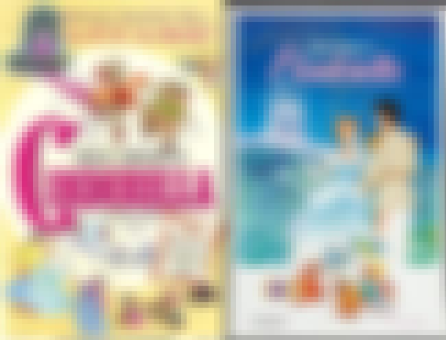 Cinderella is listed (or ranked) 3 on the list 20 Iconic Original Disney Posters VS. Today's Re-Release Covers