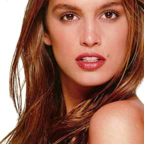 Cindy Crawford is listed (or ranked) 17 on the list Celebrities Who Are Secret Geeks