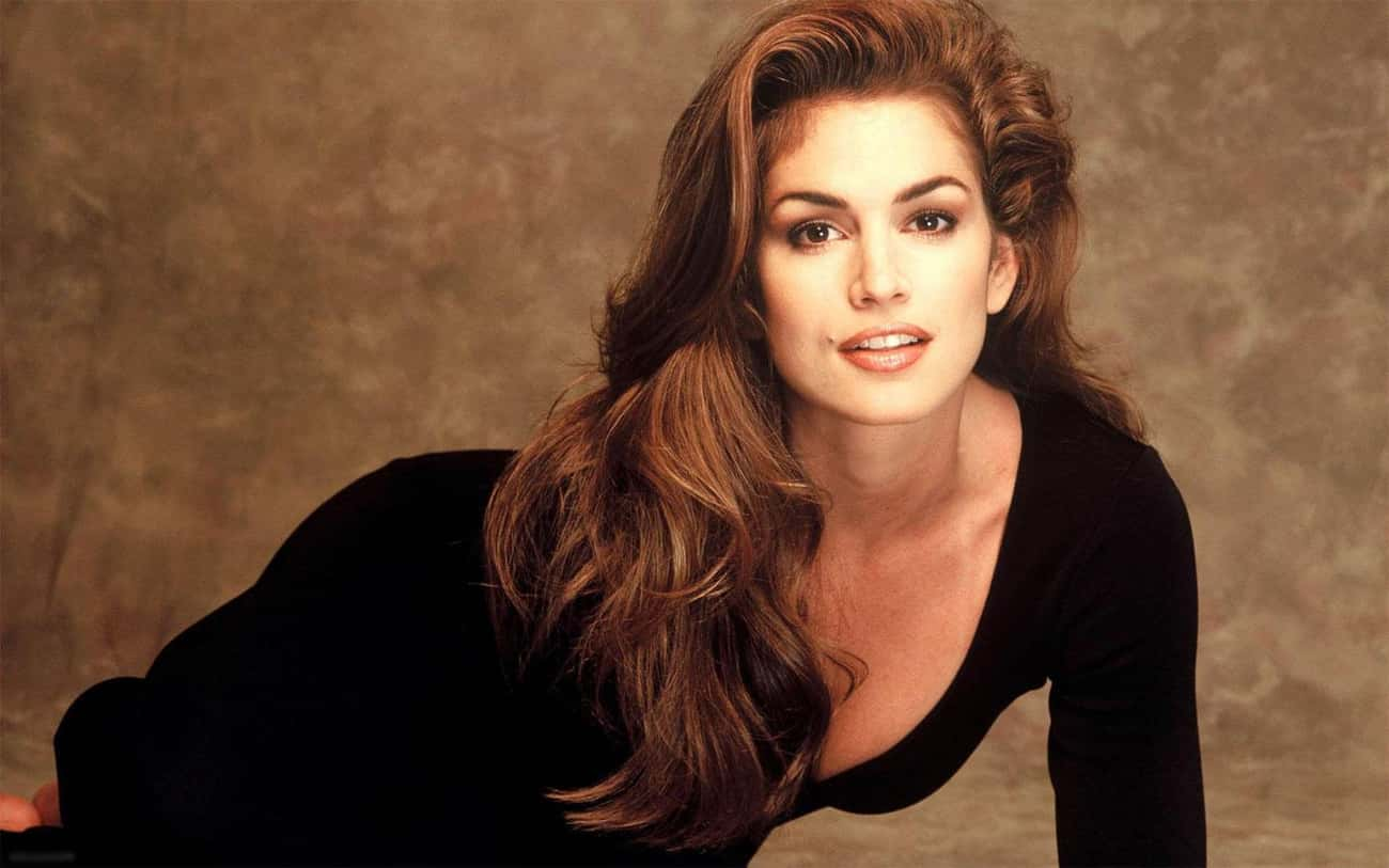 Cindy Crawford is listed (or ranked) 2 on the list Celebrities Who Had Lasik