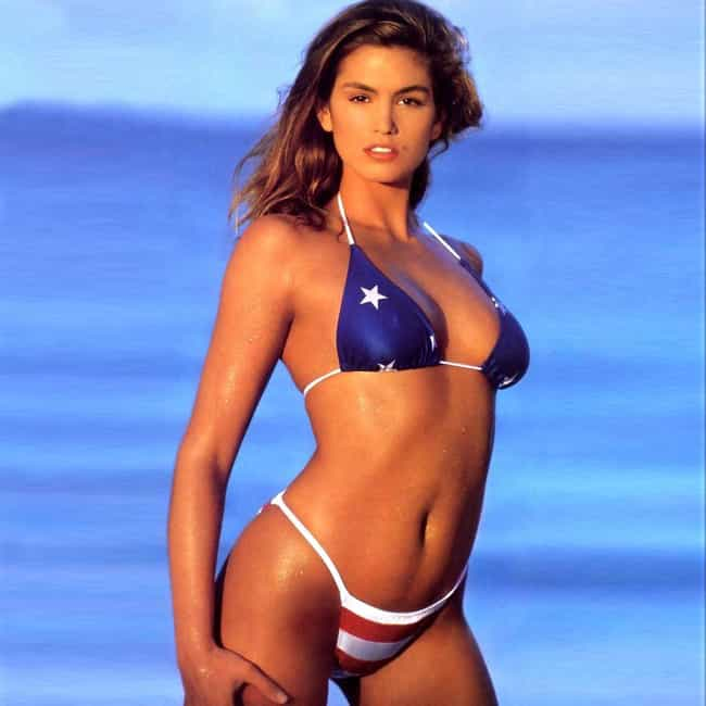 Cindy Crawford is listed (or ranked) 1 on the list The Most Gorgeous American Models