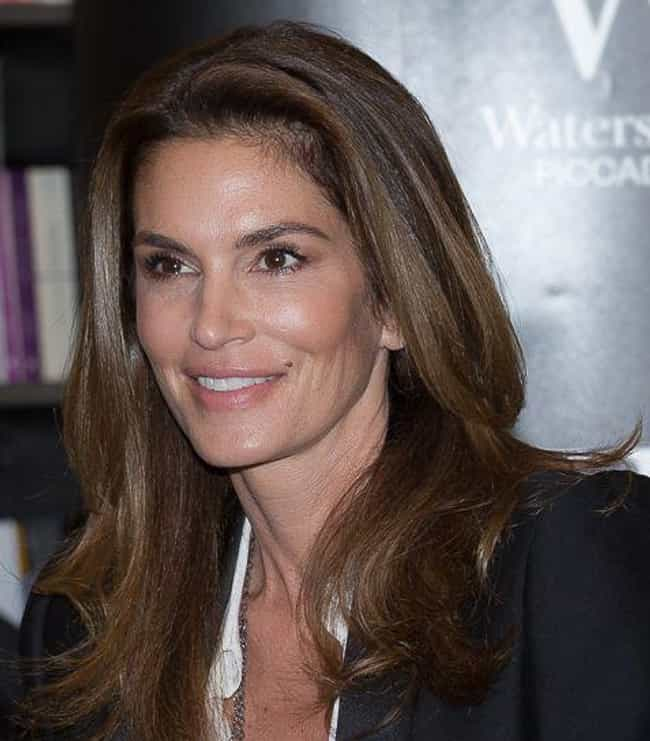 Cindy Crawford is listed (or ranked) 1 on the list Where Did All Of The Super Famous Models Of The '90s Go?