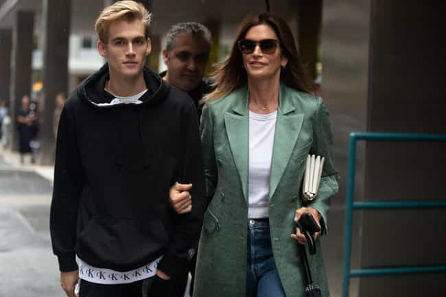 Cindy Crawford is listed (or ranked) 1 on the list Celebrities With Problem Children