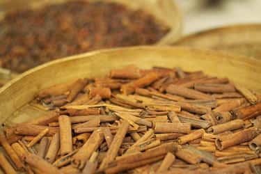 Cinnamon is listed (or ranked) 1 on the list The Best Essential Oils for Diabetes