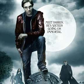 Cirque du Freak: The Vampire&# is listed (or ranked) 9 on the list The Best Salma Hayek Movies