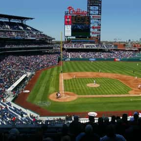 Citizens Bank Park is listed (or ranked) 10 on the list The Best MLB Ballparks