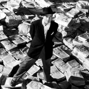 Citizen Kane is listed (or ranked) 8 on the list The Best Movies Directed by the Star