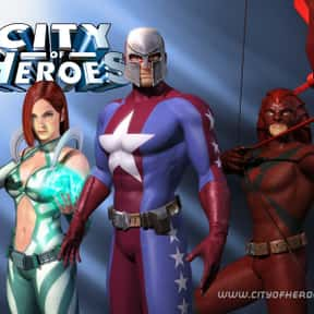 City of Heroes is listed (or ranked) 2 on the list The Best MMORPG Games of All Time