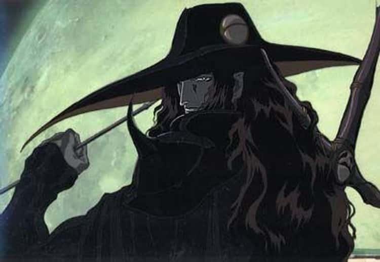 D - Vampire Hunter D