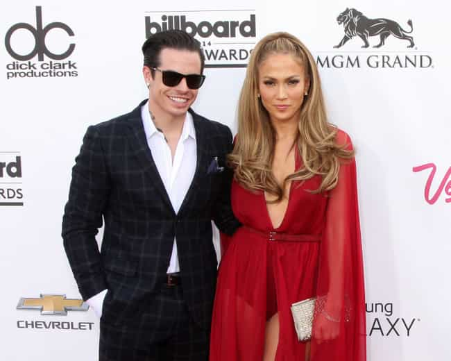 Casper Smart is listed (or ranked) 4 on the list What It's Like To Date Jennifer Lopez