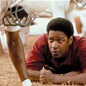 Coach Herman Boone is listed (or ranked) 10 on the list The Best African American Characters in Film