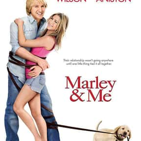 Marley & Me is listed (or ranked) 24 on the list The Greatest Animal Movies Ever Made