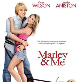 Marley & Me is listed (or ranked) 7 on the list The Top Tearjerker Movies That Make Men Cry