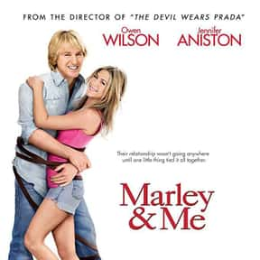 Marley & Me is listed (or ranked) 15 on the list The Best Movies About Tragedies