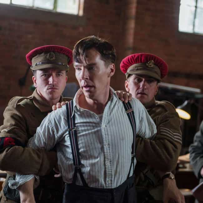 The Imitation Game is listed (or ranked) 4 on the list The Least Accurate Movies About Historical Figures