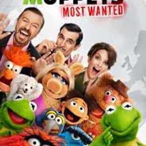 Muppets Most Wanted is listed (or ranked) 15 on the list The Best Disney Live-Action Movies