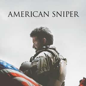 American Sniper is listed (or ranked) 1 on the list The Best Bradley Cooper Movies