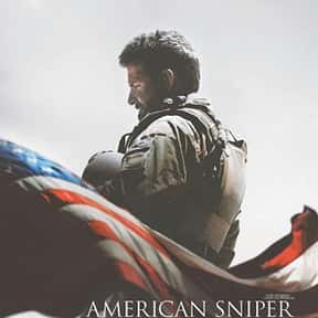 American Sniper is listed (or ranked) 8 on the list The Best Military Movies Ever Made