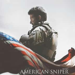 American Sniper is listed (or ranked) 6 on the list The Best Movies About PTSD
