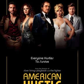 American Hustle is listed (or ranked) 18 on the list The Greatest Movies About Making Money