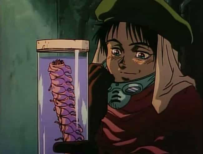 Yugo is listed (or ranked) 4 on the list 14 Times Anime Heroes Were Guilty Of Awful Things