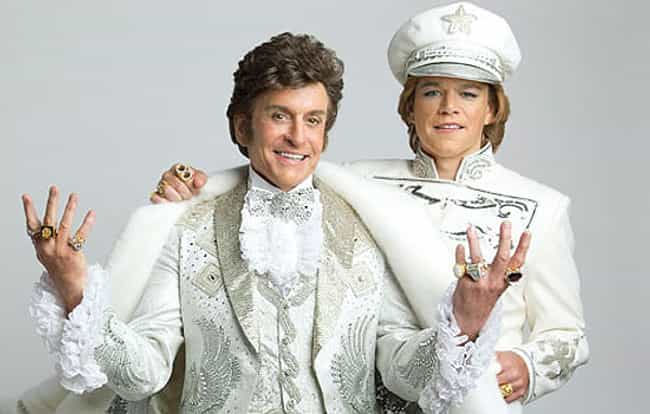 Behind the Candelabra is listed (or ranked) 4 on the list What To Watch If You Love 'The Kominsky Method'