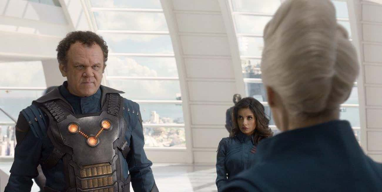 100% - 'Guardians of the Galax is listed (or ranked) 4 on the list The Most Underrated Quotes From MCU Movies