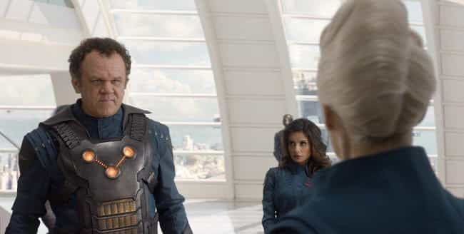 Guardians of the Galaxy ... is listed (or ranked) 4 on the list The Most Underrated Quotes From MCU Movies