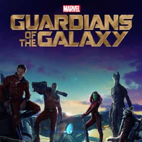 Guardians of the Galaxy is listed (or ranked) 5 on the list The Best Superhero Movies Ever Made