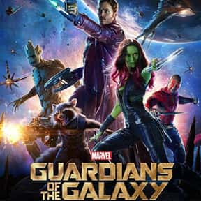 Guardians of the Galaxy is listed (or ranked) 10 on the list The Best PG-13 Comedies of All Time