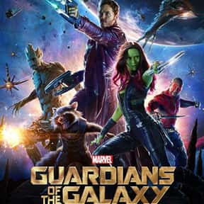 Guardians of the Galaxy is listed (or ranked) 3 on the list The Best Movies Based on Marvel Comics
