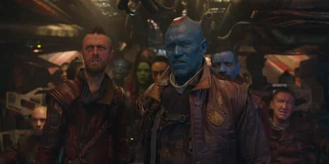 Guardians of the Galaxy is listed (or ranked) 3 on the list All Of Rob Zombie's Cameos, Ranked