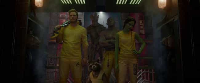 Guardians of the Galaxy ... is listed (or ranked) 1 on the list The Most Quotable Movies Of The 2010s