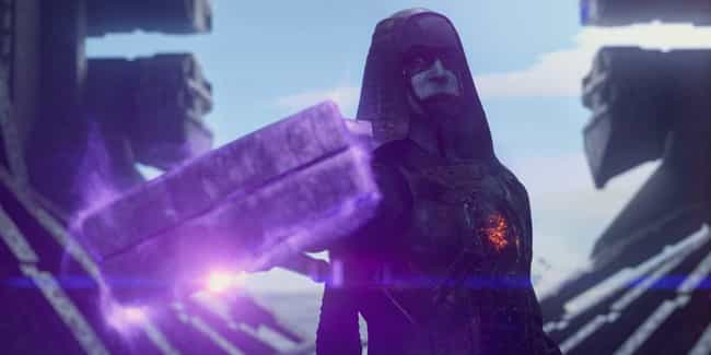 Guardians of the Galaxy ... is listed (or ranked) 1 on the list 14 Villains Who Messed Up Their Own Plans By Monologuing