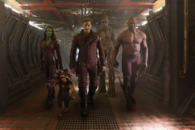 Chris Pratt Said Of 'Guardians of the Galaxy': 'You Don't Make A Movie With A Talking Tree'