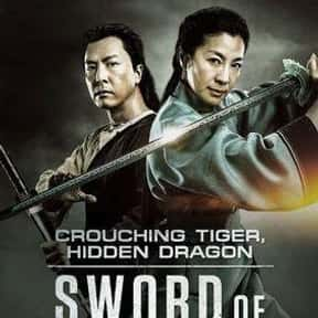 Crouching Tiger, Hidden Dragon is listed (or ranked) 20 on the list The Best Action Movies Streaming on Netflix