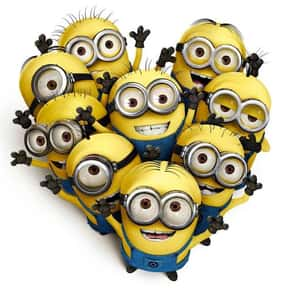 Minions is listed (or ranked) 12 on the list The Highest-Grossing PG Rated Movies Of All Time