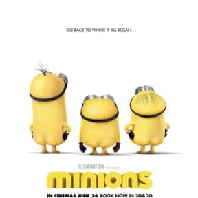 Minions is listed (or ranked) 1 on the list The Best Movies for Toddlers