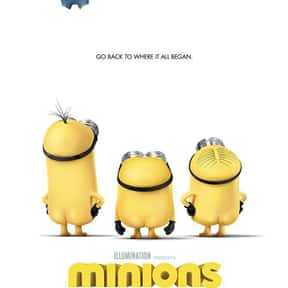 Minions is listed (or ranked) 2 on the list The Best Movies For 5 Year Olds